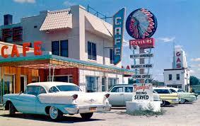 1950s postcards