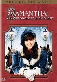 samantha american girl holiday