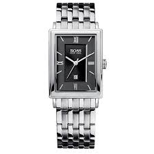 hugo boss black watches