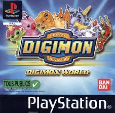 digimon playstation