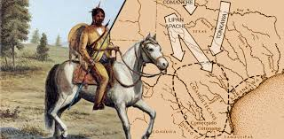 comanche indian tribes