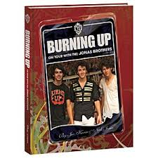 burnin up on tour with the jonas brothers