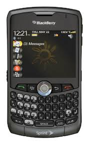 black berry sprint