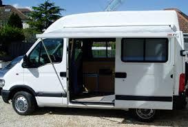 nissan camper