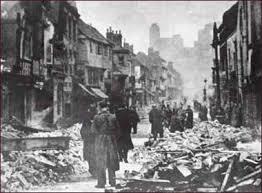 the blitz world war 2