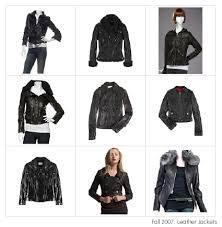 girl leather jacket