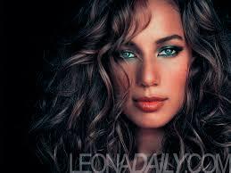 leona lewis wallpaper