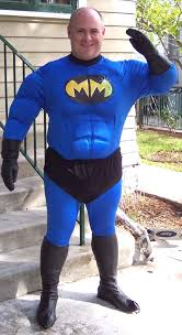 custom superhero costume