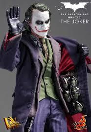 dark knight joker action figures