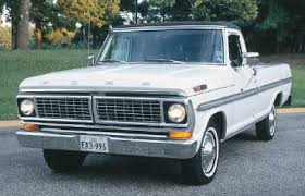 1970 ford pick up