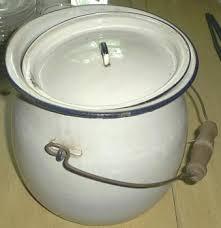 antique chamber pots
