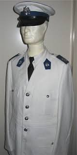 ice cream man uniform