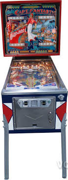 captain fantastic pinball