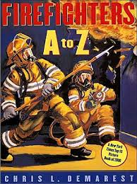 fire fighter book