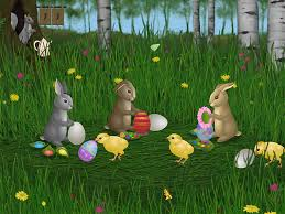 easter bunnies pictures
