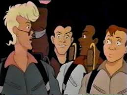 ghostbusters animated
