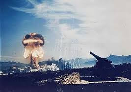 nuclear weapon tests