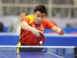 chinese table tennis