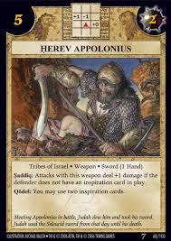 anachronism cards