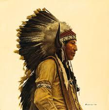 native american black