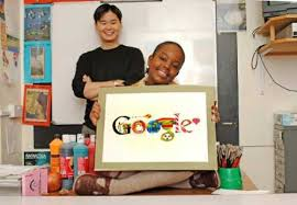 google doodle by kids