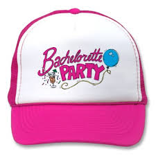 bachelorette party hats