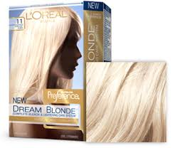 dream blonde
