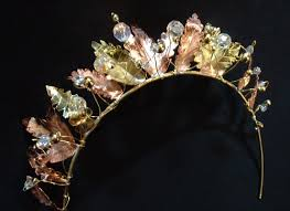 designer tiara