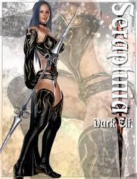 dark elf costumes