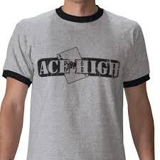 aces high t shirt