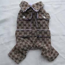 gucci dog clothes