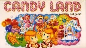milton bradley candy land