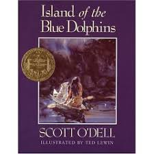island of the blue dolphins characters