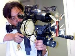 handgun flashlight