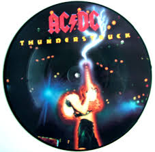 ac dc picture disc