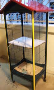 custom rat cages