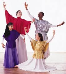 liturgical dance costumes