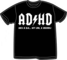adhd shirts