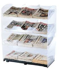 magazine display holders