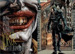 the joker brian azzarello