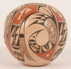 hopi pottery designs