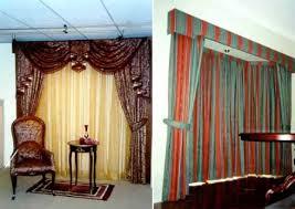 european curtains