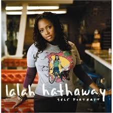lalah hathaway self portrait