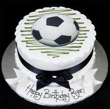 sport birthday cakes