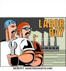 labor day art