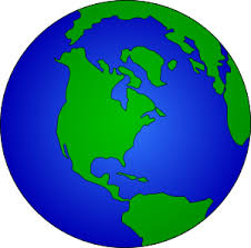 clip art of the earth