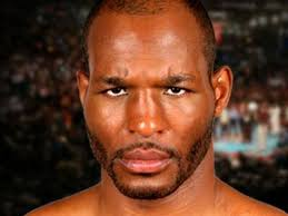 Bernard Hopkins was knocked