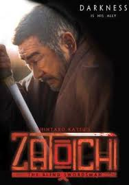 zatoichi darkness is his ally