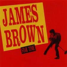 james brown star time