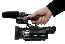 jvc pro video camera